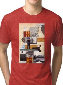 ~murder on the line Tri-blend T-Shirt