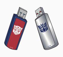Transformers USB by LaosPowerHouse