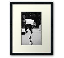Wayne 2 Framed Print