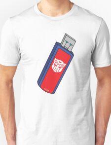 Optimus Prime USB T-Shirt
