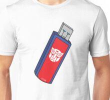 Optimus Prime USB Unisex T-Shirt
