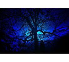 ~blue moon~ Photographic Print