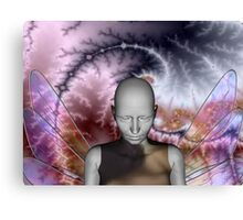 THE OLD CHAOS FAIRY Canvas Print