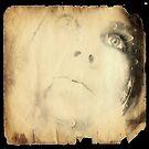Untitled (self portrait) re-worked by geikomaiko