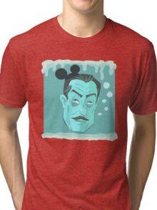 Frozen Walt's Head Tri-blend T-Shirt