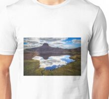 Above The Earth. Below The Sky. Unisex T-Shirt