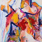 Emerging Gemini  by Anthea  Slade