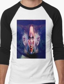 SAD CLOWN Men's Baseball ¾ T-Shirt