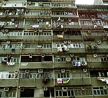 Kowloon Living by PPPhotoArt