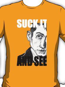 Alex Turner Portrait T-Shirt