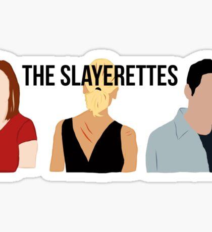 The Slayerettes Sticker