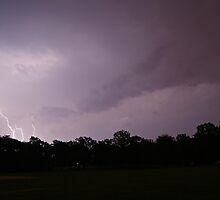 Mother Nature Striking Down by Richard Williams