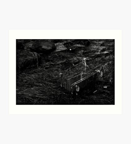 Death of a Trolley - The Sequeal Art Print