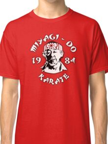Mr. Miyagi - The Karate Kid Classic T-Shirt