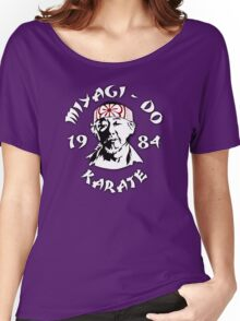 Mr. Miyagi - The Karate Kid Women's Relaxed Fit T-Shirt
