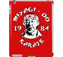 Mr. Miyagi - The Karate Kid iPad Case/Skin