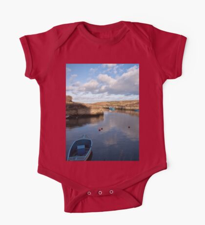 Seaton Sluice Harbour One Piece - Short Sleeve