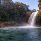 Tawhai Falls, Tongariro National Park by Paul Mercer