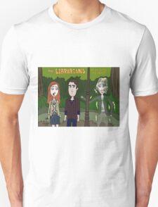 Librarians City Unisex T-Shirt