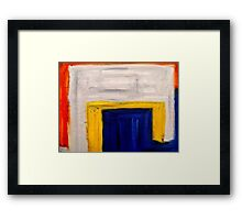 ABSTRACT 480 Framed Print
