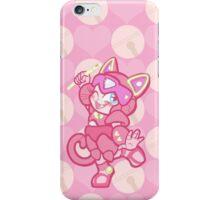 Samurai Pizza Cats- Little Polly Ester iPhone Case/Skin