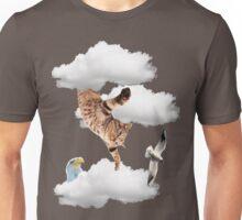 Freedom Cat Unisex T-Shirt