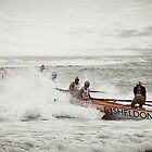 Rough Rowing by TMphotography