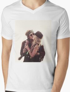Pretty Little Liars Haleb Mens V-Neck T-Shirt
