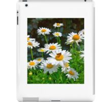 Moth on a Daisy iPad Case/Skin