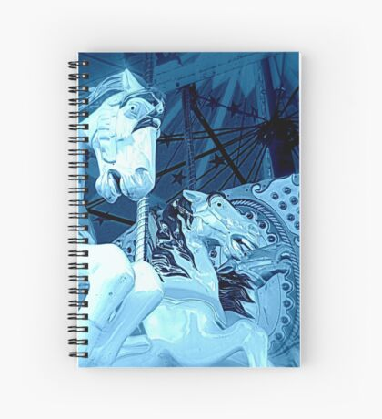 Play Horsey, Horsey Saucey and Charlie Horsey Spiral Notebook