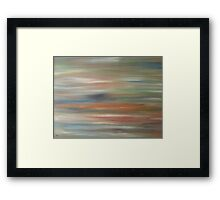 ABSTRACT 439 Framed Print