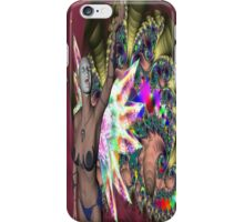 FUN AT THE FAIRGROUND iPhone Case/Skin