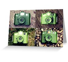 Holga-tastic Greeting Card