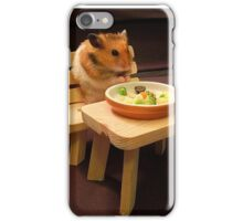 Barney's Dinner Time iPhone Case/Skin