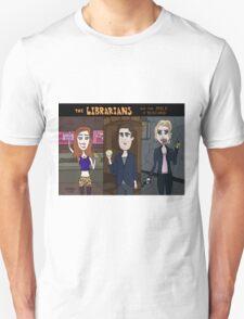 Librarians Apple Unisex T-Shirt