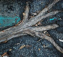 Tree Hand by Monique Wajon