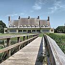 Whalehead Club by Monnie Ryan