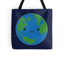 Planet Earth Tote Bag