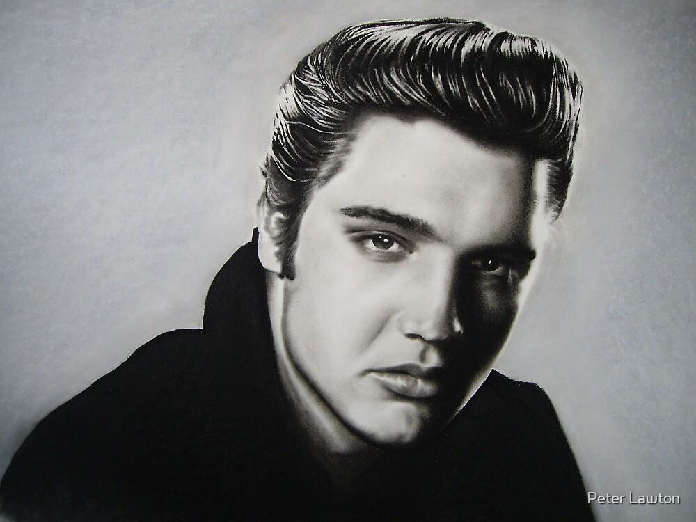 Elvis by Peter Lawton