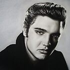 Elvis by Peter Lawton