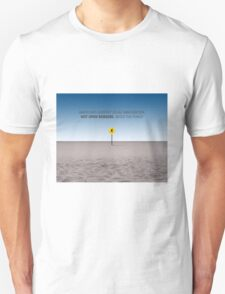 No Open Borders T-Shirt