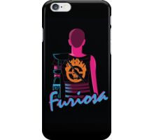 Drive Furiously iPhone Case/Skin