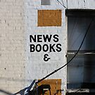 NEWS BOOKS & by Andrew Bradsworth