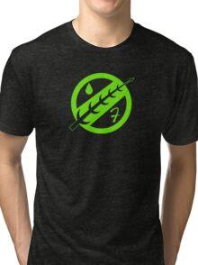 Minimal Fett Logo Tri-blend T-Shirt