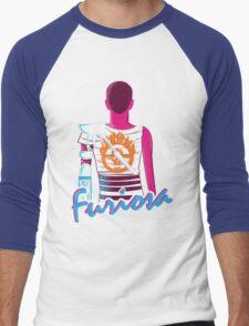 Drive Furiously Men's Baseball ¾ T-Shirt