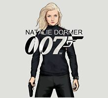 Natalie Dormer is Bond - Coloured Edition Womens Fitted T-Shirt