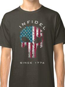American Punisher 2.0 - Infidel Classic T-Shirt