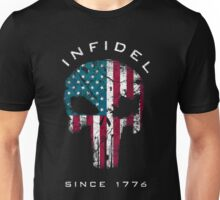 American Punisher 2.0 - Infidel Unisex T-Shirt