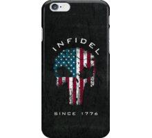 American Punisher 2.0 - Infidel iPhone Case/Skin