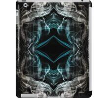 Cool Abstract Ghost From The Past iPad Case/Skin